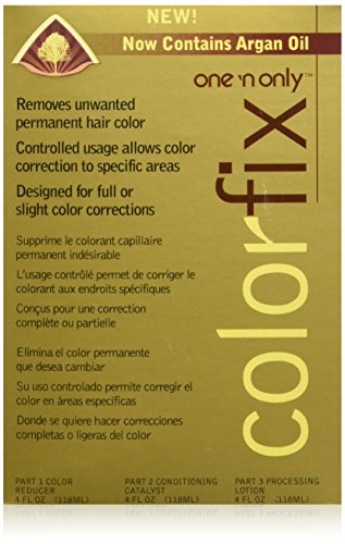 One 'n Only Color Fix with Argan Oil (Argan Oil Hair Color Medium Chocolate Brown)