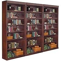 Kathy Ireland Home by Martin Furniture Huntington Club Wall Bookcase