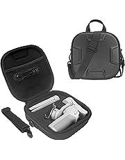Seracle Draagbare Opbergtas Draagtas Beschermen Pouch Bag Reizen Case voor DJI OSmo 4 OM4 Mobiele en Osmo Mobile 3 Smartphone Gimbal Stabilizer (Zwart)