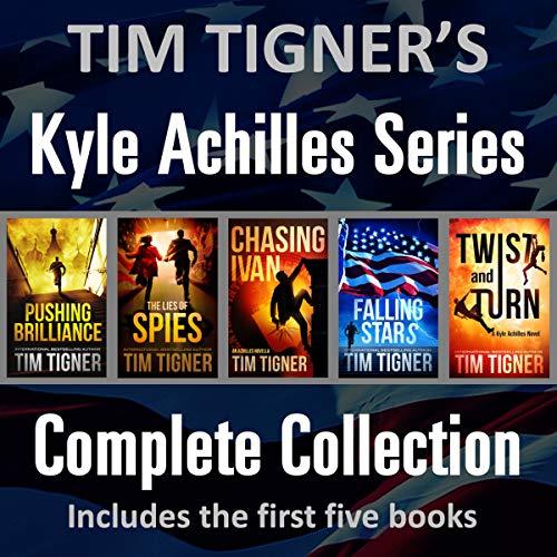 Kyle Achilles Series Complete Collection