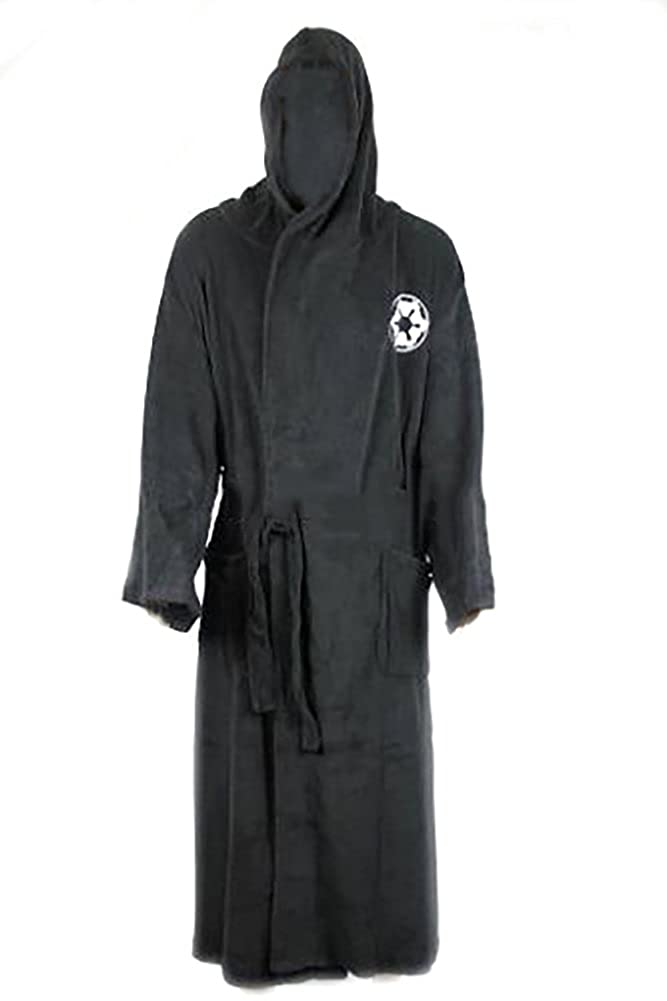 Amazon.com: Star Wars Sith Bathrobe Cotton: Clothing