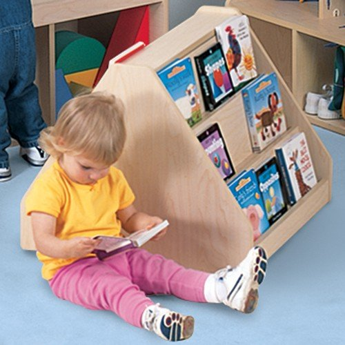Toddler Laminate Double-Sided Book Display