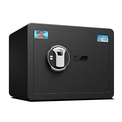 Cajas fuertes Caja fuerte de seguridad electrónica para el hogar con una pequeña caja de seguridad