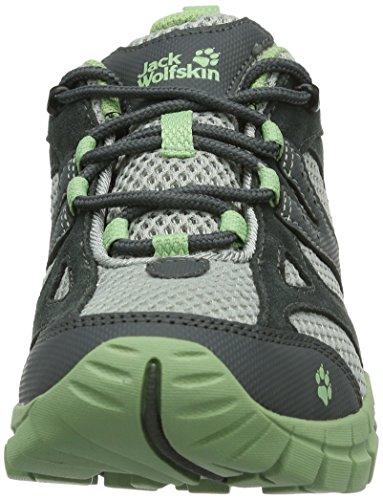 Jack Wolfskin VOLCANO LOW WOMEN 4009291-4052055 Damen Trekking & Wanderschuhe Mehrfarbig (soft green)