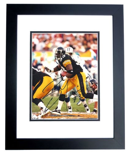 GLOSSY PHOTO PICTURE 8x10 Pittsburgh Steelers Andy Russell Black And White