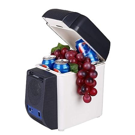 GUOF Mini refrigerador de Auto Mini refrigerador para Autos 12V DC ...