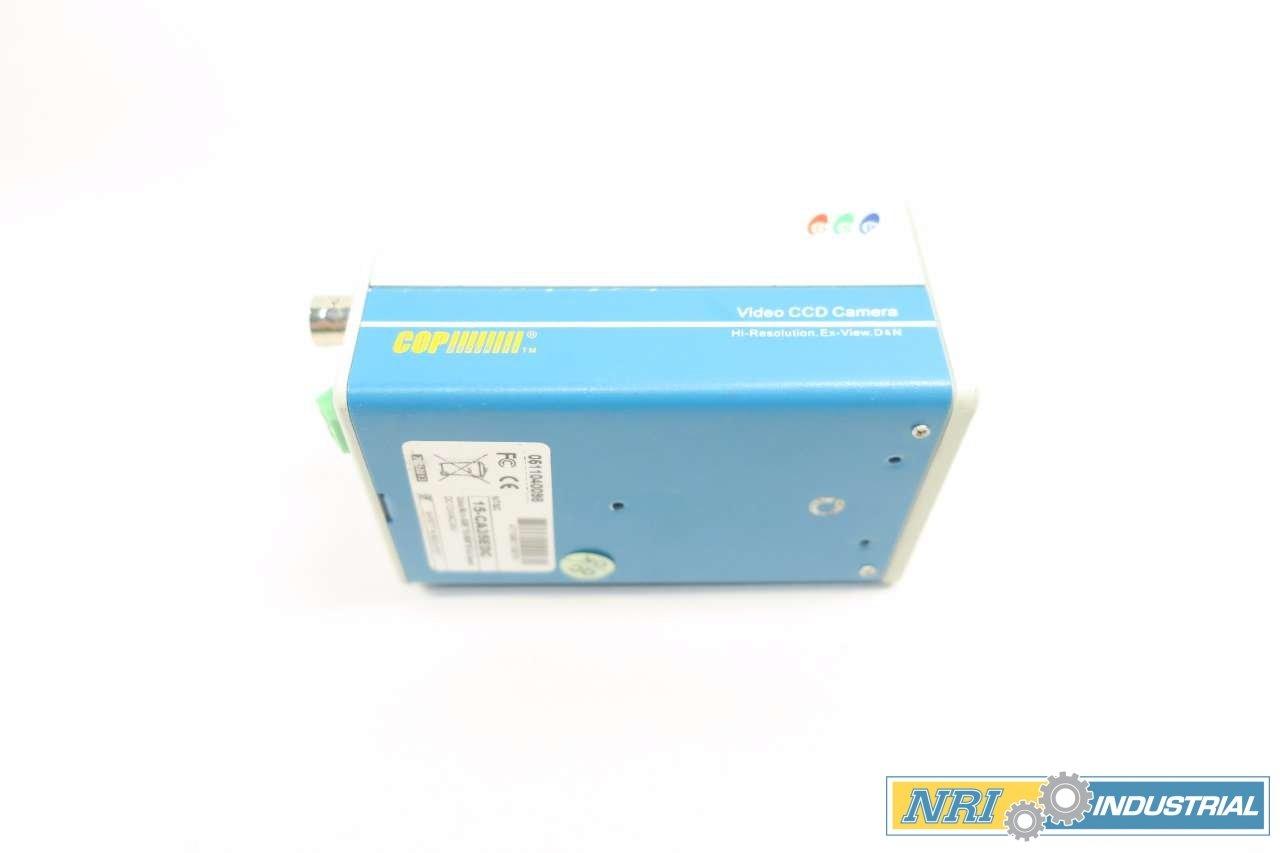 Amazon.com: COP SECURITY 15-CA35EDC Video CCD Camera 24V-AC D575888: Industrial & Scientific