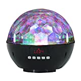 Lumisource LS-HZ-DOME6 Disco Party Lamp, 6.5'' x 6.5'' x 6.0'', Multicolor