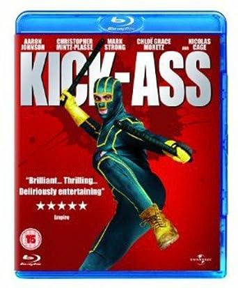 Kick Ass - Ka2 Edizione: Regno Unito Reino Unido Blu-ray ...