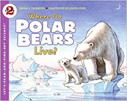 Amazon.com: Where Do Polar Bears Live? (Let's-Read-and-Find-Out ...
