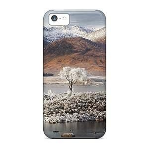 JosareTreegen Slim Fit Protector UlG15578xYIr Shock Absorbent Bumper Cases For Iphone 5c