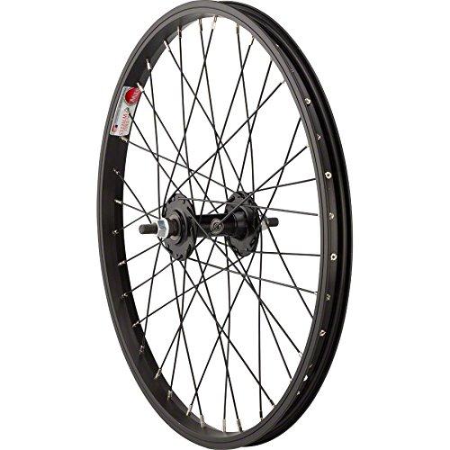 Sta-Tru Front, Bolt-On Fr 20x1.5 ST1/KT BMX Alloy BO Blk (Bike Wheels 20 Inch)