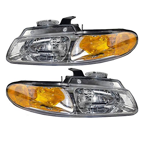 driver-and-passenger-headlights-headlamps-replacement-for-dodge-chrysler-plymouth-van-without-quad-l
