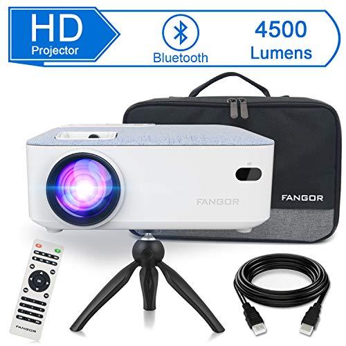 FANGOR HD Bluetooth Projector