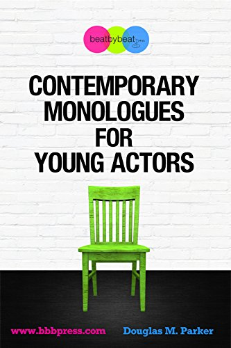 Books On Acting in Amazon Store - Contemporary Monologues for Young Actors: 54 High-Quality Monologues for Kids & Teens