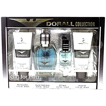 Valentine Gift Set For Him Dorall Collection Islanders Gift Set For