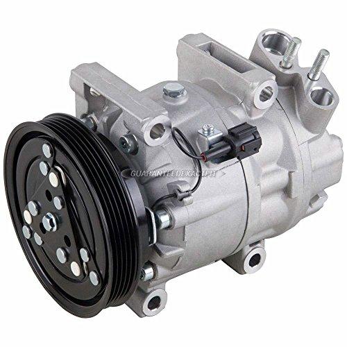 AC Compressor & A/C Clutch For Nissan Pathfinder & Infiniti QX4 - BuyAutoParts 60-01345NA NEW