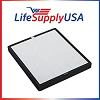 Replacement Filter kit to fit Surround Air XJ-3100SF for Intelli-Pro 3-Air Purifier by LifeSupplyUSA