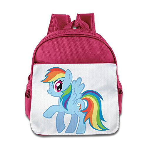 Marvin The Martian Girl Child Costumes (Lovely Baby Rainbow Horse Boys And Girls Pink School Bagpack For 1-6 Years Old)
