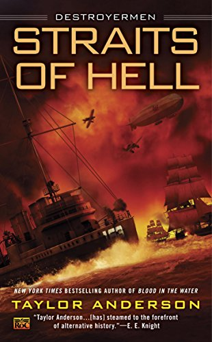 book cover of Straits of Hell