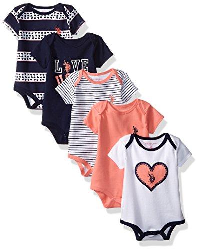 U S Polo Assn Girls Bodysuit product image