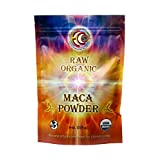 Earth Circle Organics Raw Organic Maca Powder, 8 Ounce