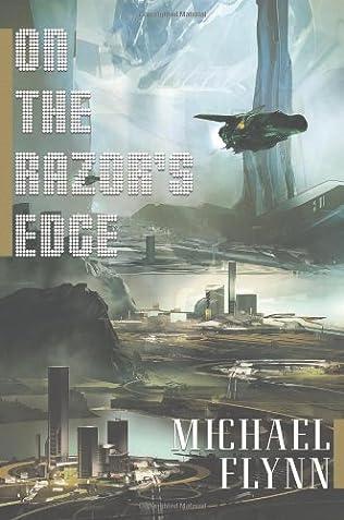 book cover of On the Razor\'s Edge