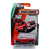 Matchbox, MBX Explorers, '14 Chevy Silverado 1500 [Red] 29/120