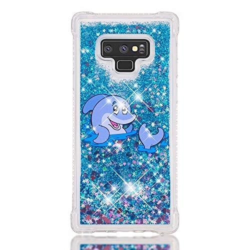 9 de étui Galaxy Fait étui matériel Mince léger inShang Anti Whale Slip Le TPU pour Mate9 Coque Rigide Coque téléphone dans Samsung Portable Housse et Ultra Note X515wtq
