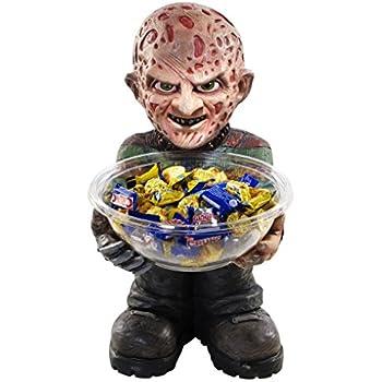 Super Hero Anti Hero Villain Candy Bowl Holder - Freddy Krueger