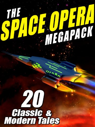 Space Opera MEGAPACK Classic Science ebook product image