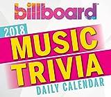 Billboard Music Trivia 2018 Boxed/Daily Calendar (CB0238)