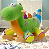 Gibson Living Alex the Dragon Kids' Rocker with Music