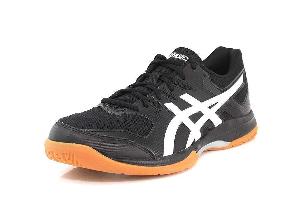 [ASICS] Gel-Rocket 9 Men's Volleyball Shoes, 黒/白い, 9.5 M US