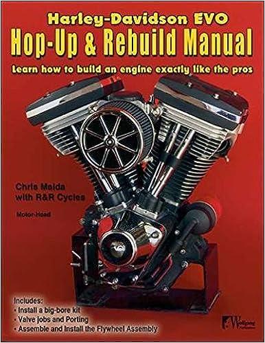 Harley    Davidson    Evo Motor Specs  impremedia