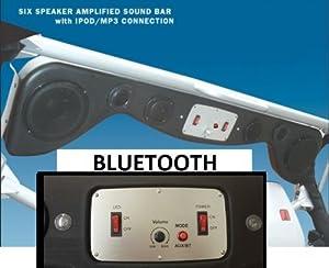 Amazon Com Soundbar Six Speakers With Map Lights Overhead