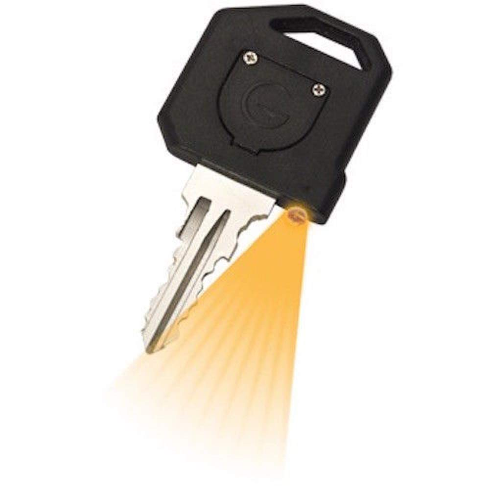 MSPowerstrange CH751 Lighted Key LED RV Baggage & Compartment Door, Precut Ready to Use.