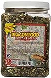 San Francisco Bay Brand SSF71956 Bulk Healthy Herp Bearded Dragon Mix Adult Instant Meal, 8-Ounce