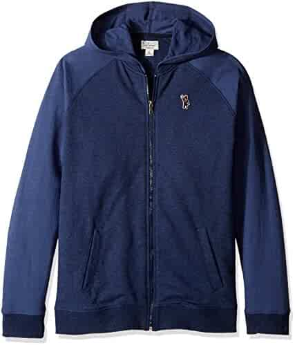 Lucky Brand Boys' French Terry Varsity Jacket