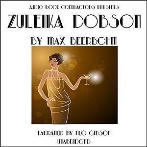 Zuleika Dobson Audiobook