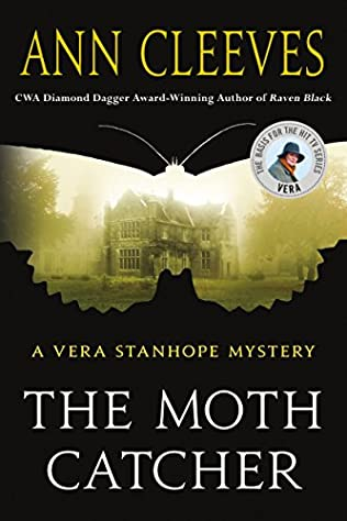 book cover of The Moth Catcher