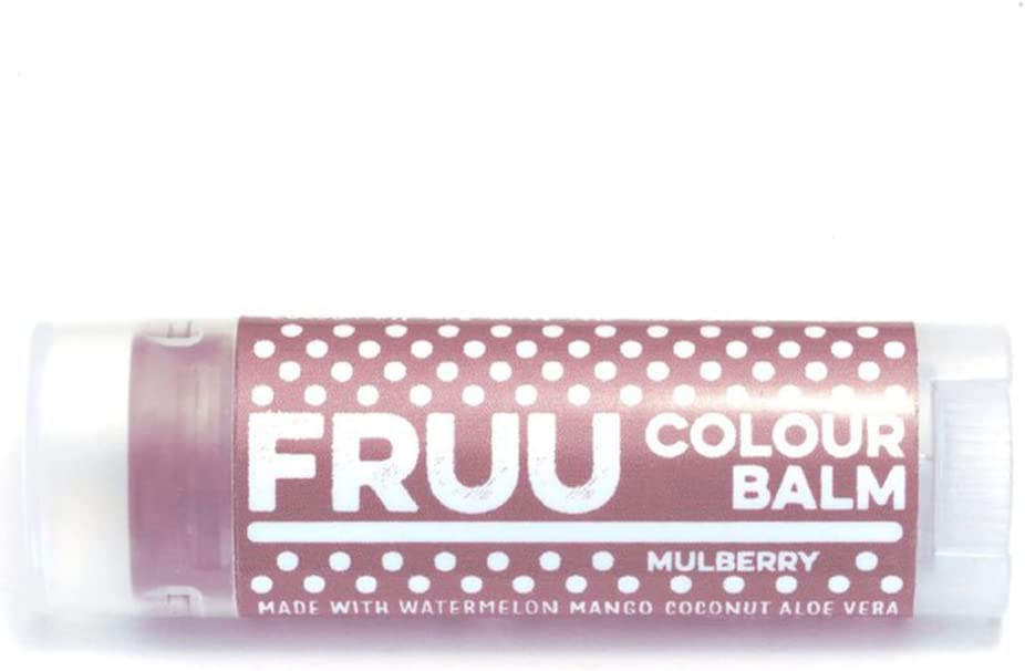 Fruu Organic Mulberry Colour balm