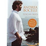 andrea bocelli - tuscan skies dvd Italian Import
