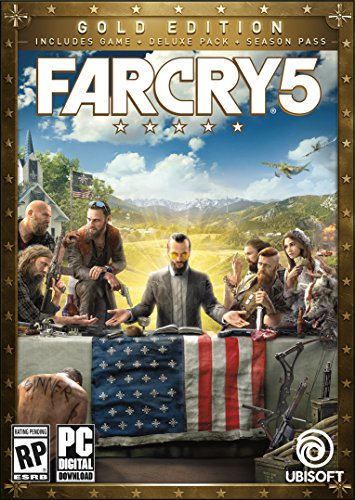 Far Cry 5 Gold Edition [Online Game Code] by Ubisoft