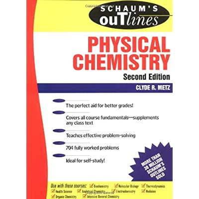 DOWNLOAD Schaum's Outline of Physical Chemistry (2nd Edition