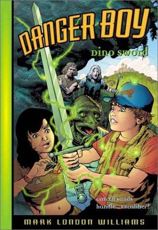 Read Online Dino Sword (Danger Boy, Book 2) pdf epub