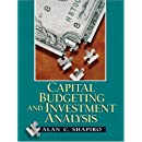 Capital Budgeting and Investment Analysis