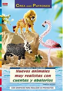 54aa548814f3 Serie Cuentas y Abalorios nº 49. NUEVOS ANIMALES MUY REALISTAS CON CUENTAS  Y ABALORIOS.