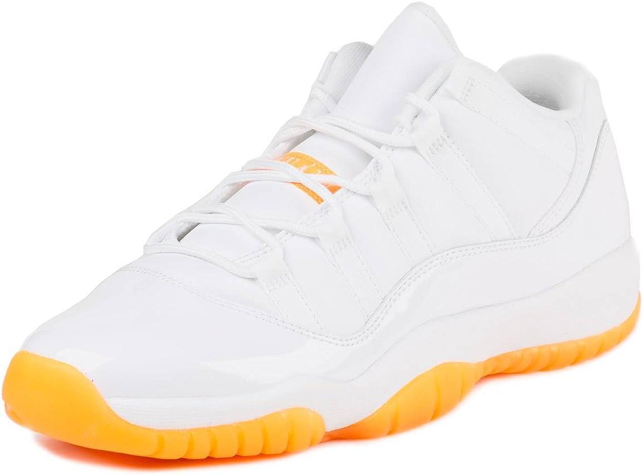 White-Citrus Leather Size 9.5Y