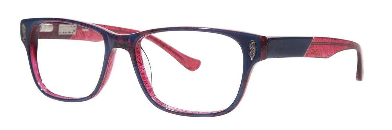 KENSIE Eyeglasses FEATHER Ruby 50MM